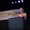 KPTV's own Amy Troy speaks from the podium at Zoolala 2013<br /> Photo Credit: McDermott Studios LLC
