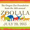 "The Oregon Zoo Foundation hosts Zoolala on an annual basis to raise funds for the Oregon Zoo's conservation, education and animal welfare efforts.  <a href=""http://www.oregonzoo.org"">http://www.oregonzoo.org</a>"