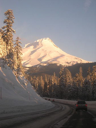 Mt. Hood (and other NW mountain trips)