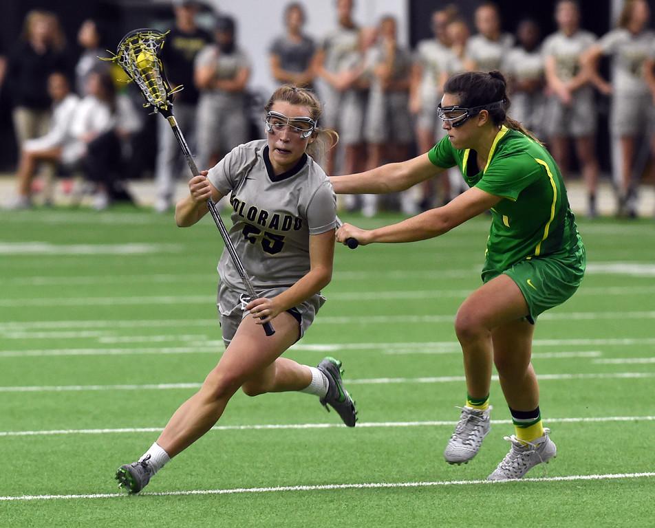 Colorado Oregon NCAA Lacrosse