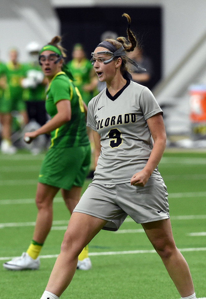 Colorado Oregon NCAA Lacrosse