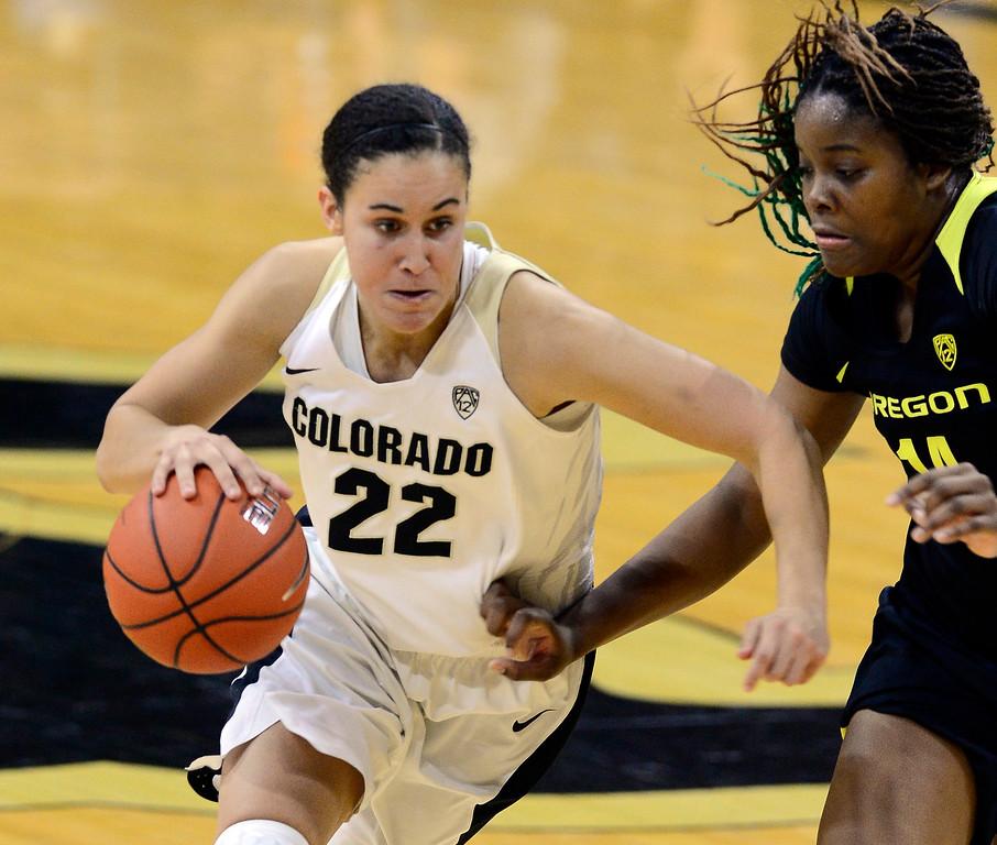 Colorado Oregon NCAA Womens Basketball  CU Oregon244CU Oregon244