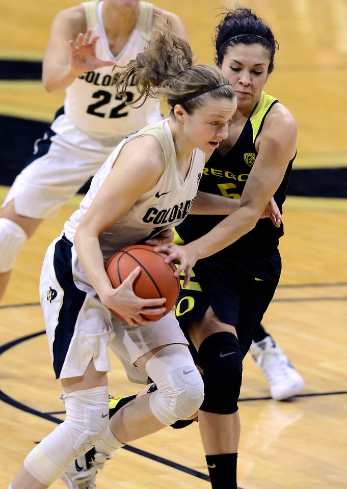 Colorado Oregon NCAA Womens Basketball  CU Oregon238CU Oregon238