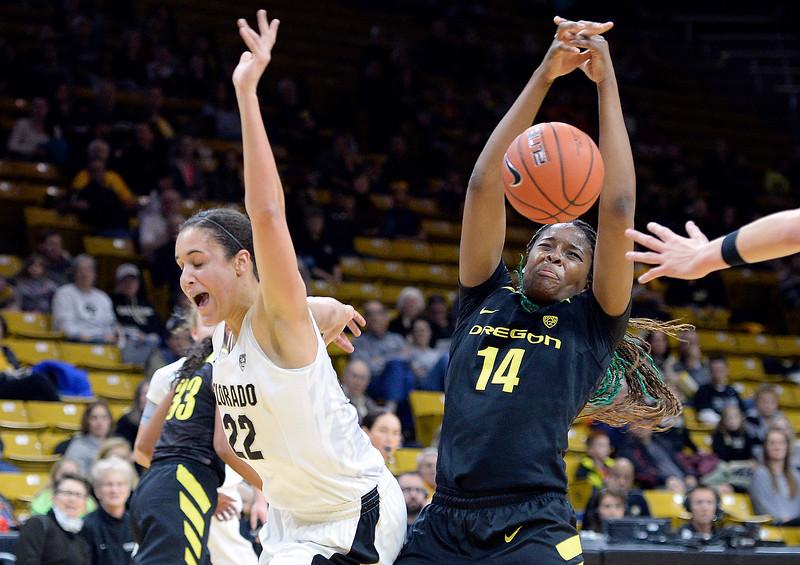Colorado Oregon NCAA Womens Basketball  CU Oregon22CU Oregon22CU