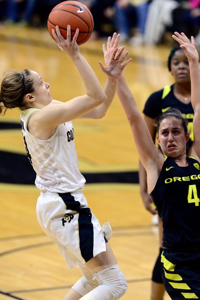 Colorado Oregon NCAA Womens Basketball  CU Oregon151CU Oregon151