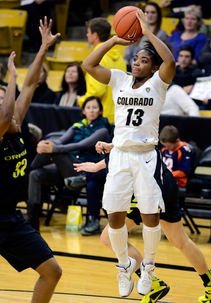 Colorado Oregon NCAA Womens Basketball  CU Oregon268CU Oregon268