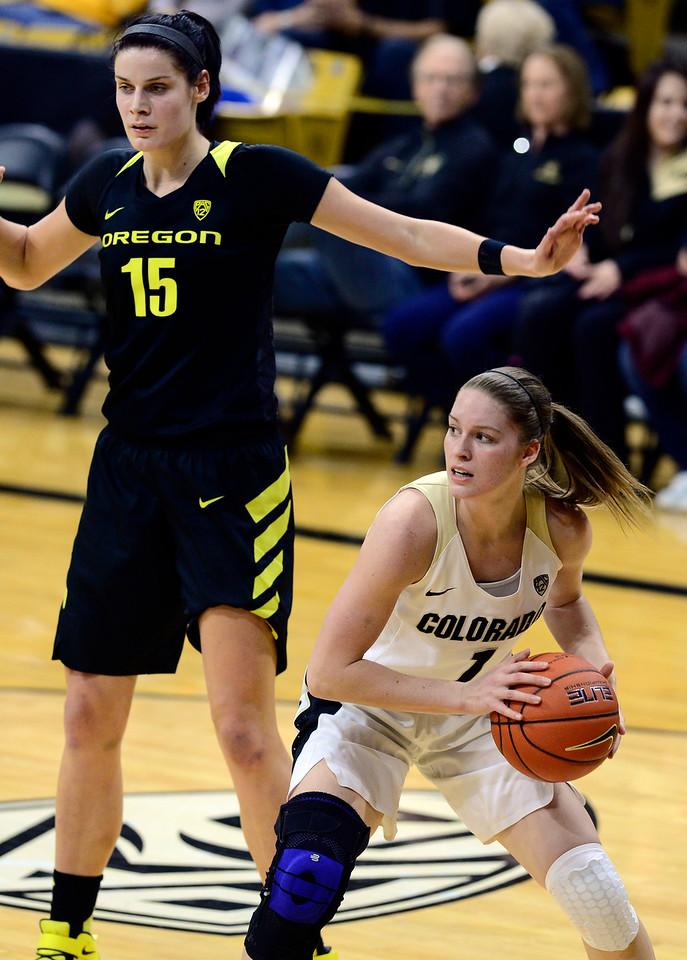 Colorado Oregon NCAA Womens Basketball  CU Oregon101CU Oregon101