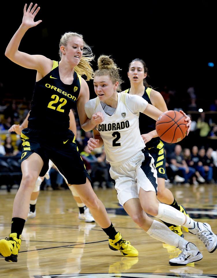 Colorado Oregon NCAA Womens Basketball  CU Oregon47CU Oregon47CU