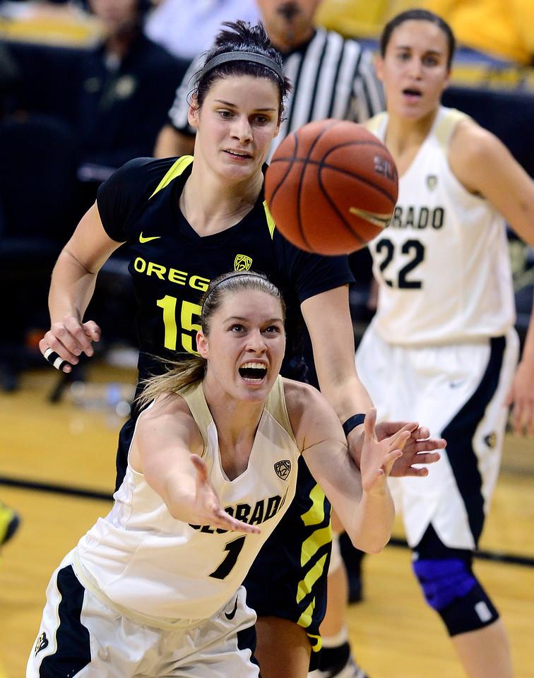 Colorado Oregon NCAA Womens Basketball  CU Oregon97CU Oregon97CU