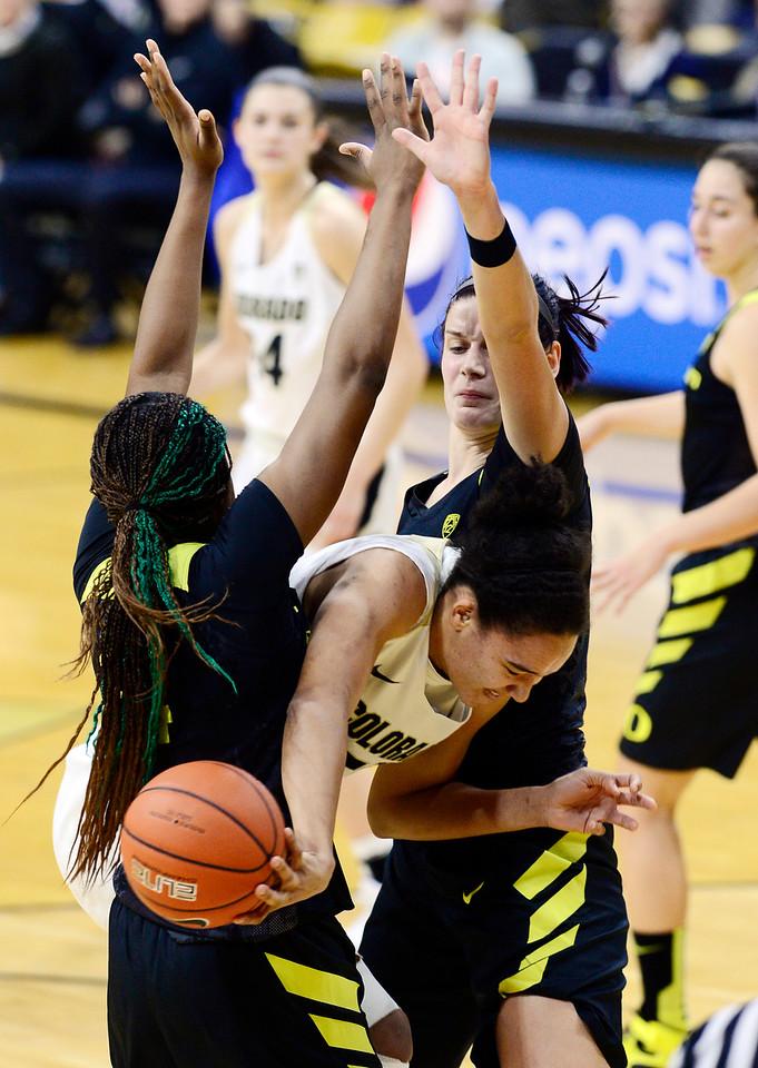 Colorado Oregon NCAA Womens Basketball  CU Oregon167CU Oregon167