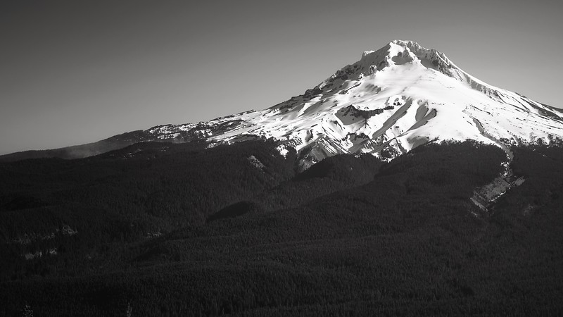Mount Hood from Tom Dick and Harry Mountain