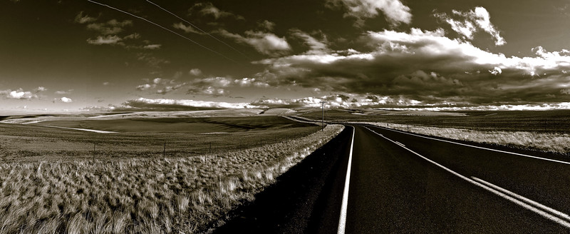 Existential Road to Nowhere in Central Oregon