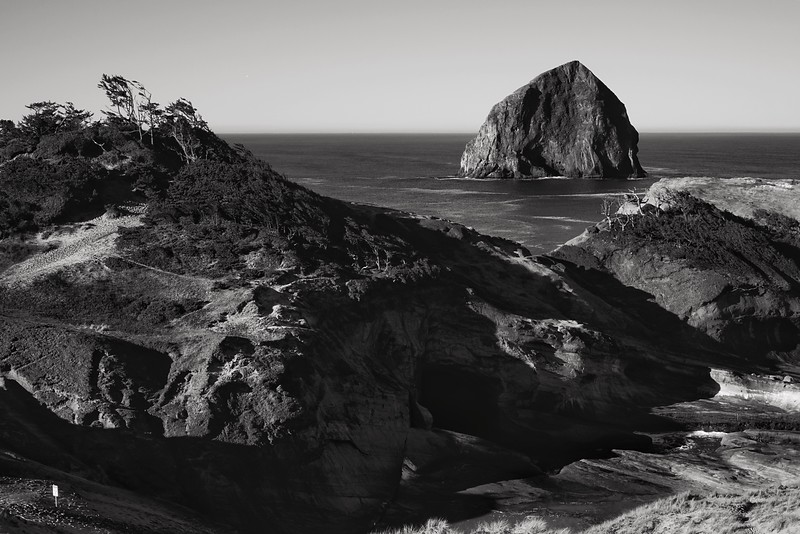 Haystack Rock at Cape Kiwanda