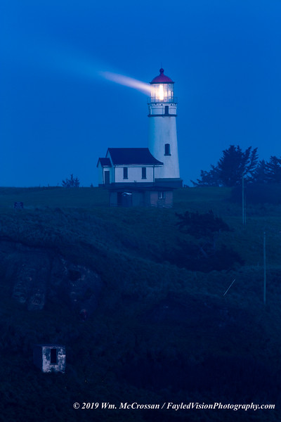 Cape Blanco Light