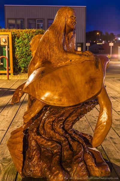 Harbor Art, Bandon, Oregon