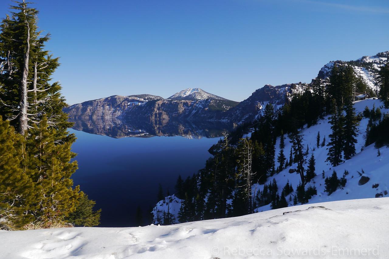 Crater Lake (Mt Scott)