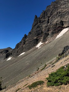 Three Fingered Jack Panorama