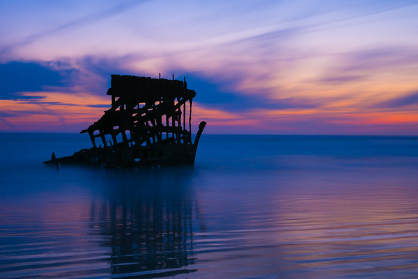 Shipwrecked Sunset