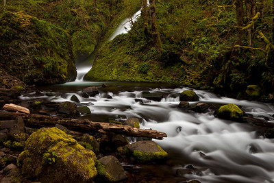 Bridle Veil Falls