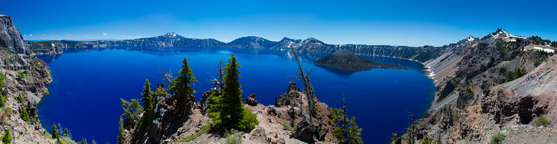 Crater Lake Merriam Point