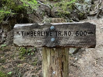 Yep, time to start climbing again.