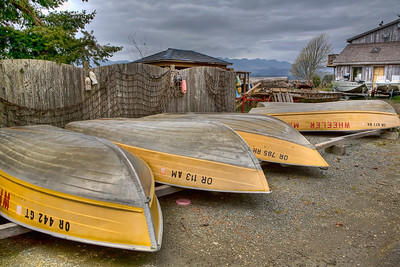 The town of Wheeler is a great town for photography, we saw this boat rental company from the road and had to stop!