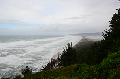 Long view from near Cape Lookout