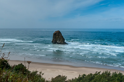 Arcaida Beach, Oregon