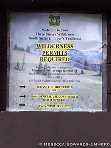 Wilderness Restrictions as of 2018. IMPORTANT NOTE: these are expected to change to a quota system in 2019! Plan ahead!