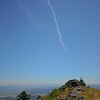 On top of Spencer's Butte above Eugene.