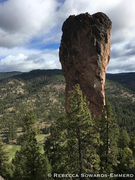 Steins Pillar Up Close