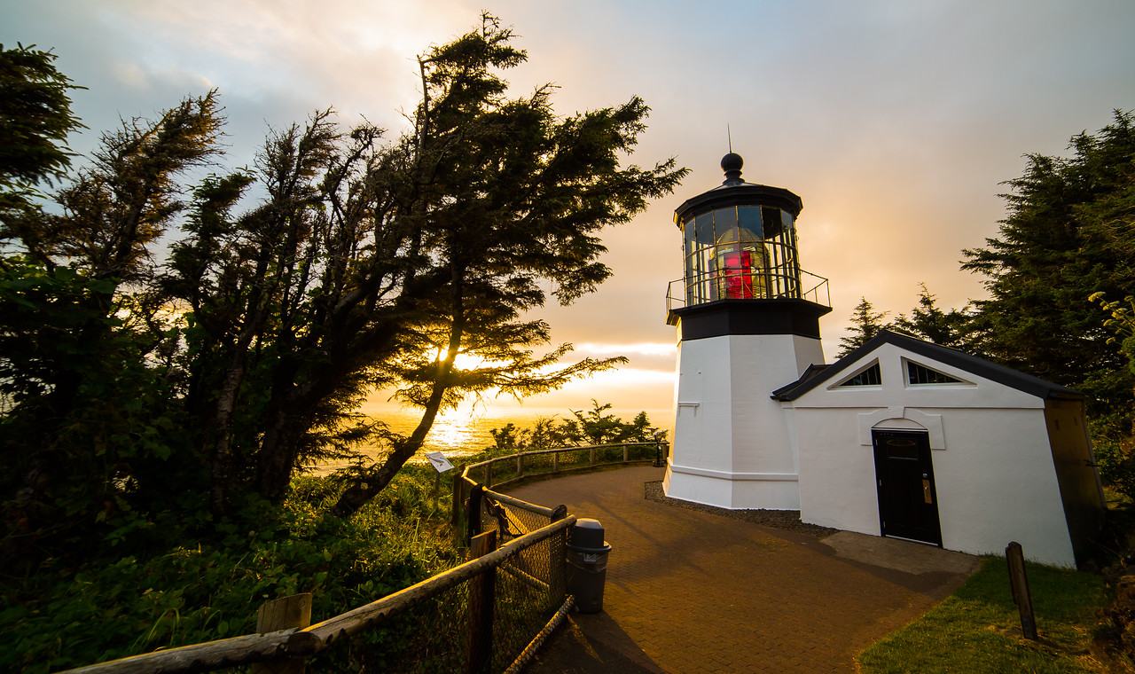 Cape Meares Lighthouse