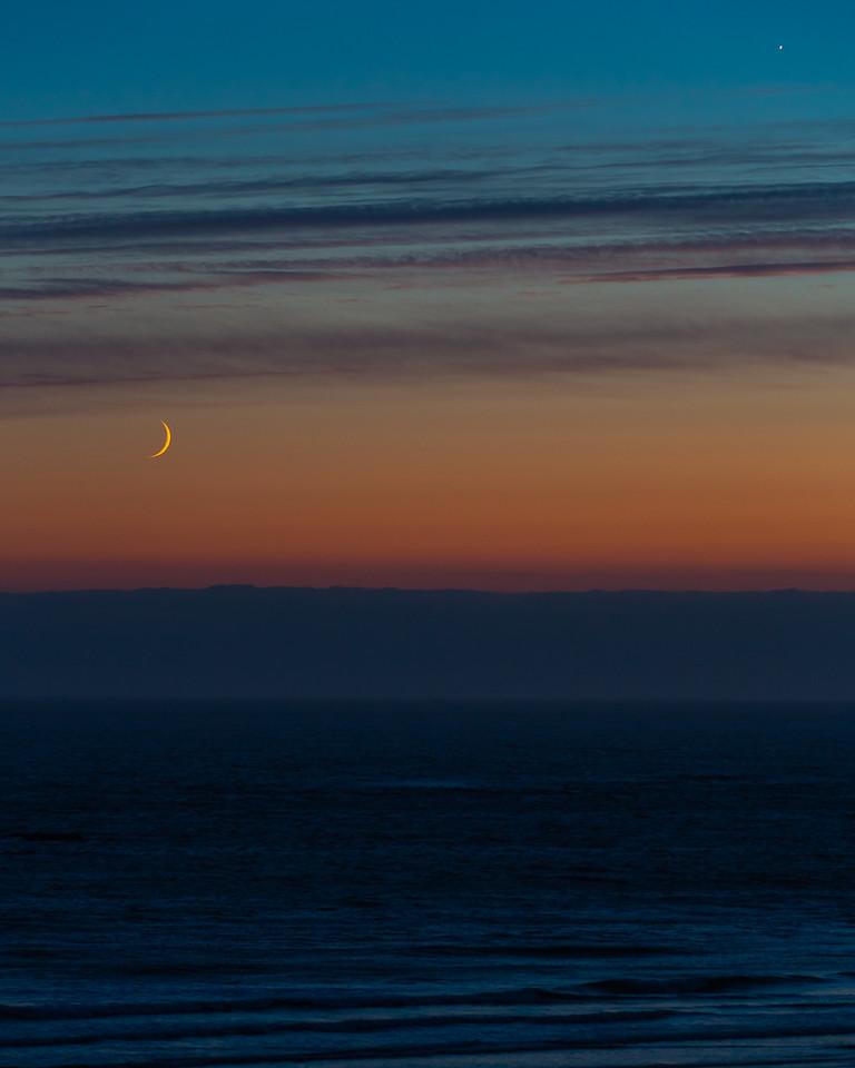 Marine Moonset