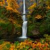 October Multnomah Falls Dream