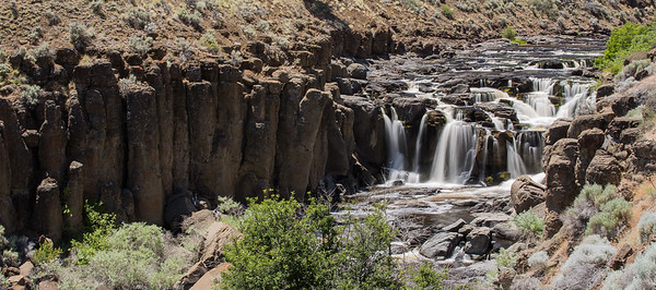 Deep Creek Falls @ Mid-Day