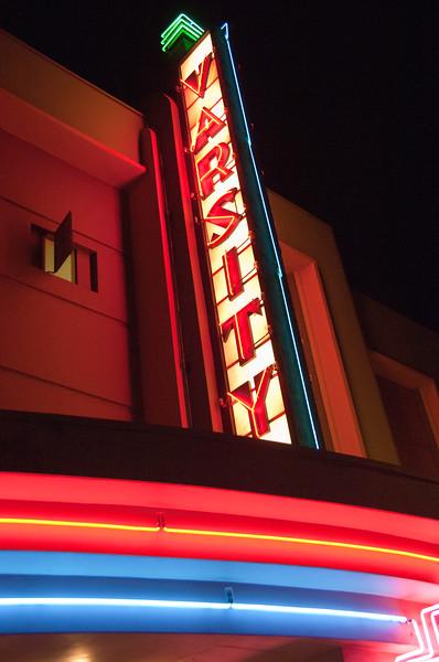 varsity theatre...