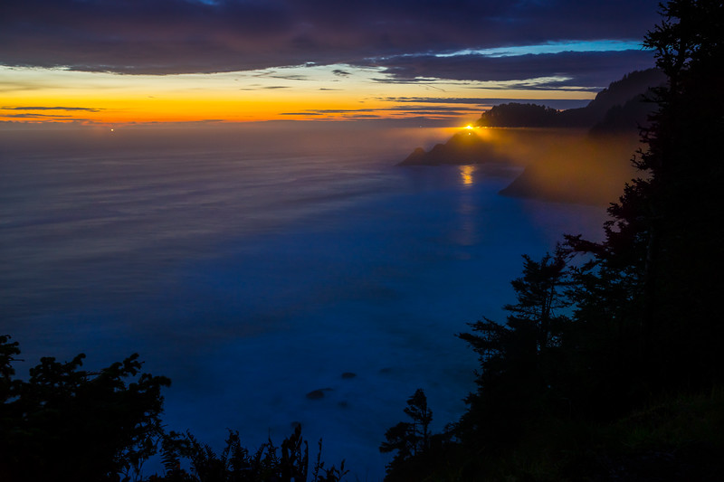 Oregon - Heceta Head Lighthouse