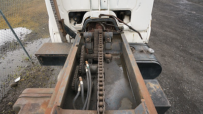 1971 Ford C8000 Superior Chain Roll Off
