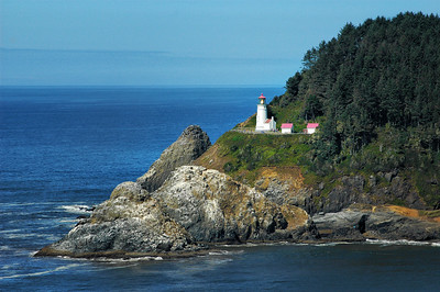 Haceta Head Lighthouse in Oregon