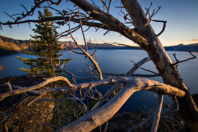 Crater Lake in Oregon  Photo by Kyle Spradley | www.kspradleyphoto.com