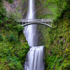 Oregon - Multnomah Falls