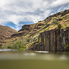 Wild and Scenic Basalt Columns