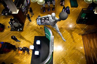 Nike flagship store, Portland, Oregon