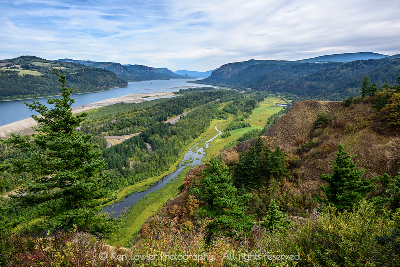 Columbia River Gorge Overview