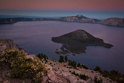 Crater Lake in Oregon  Photo by Kyle Spradley | www.kspradleyphoto.com