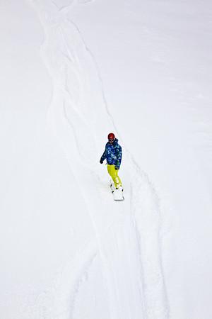 Timberline Ski Area, Mount Hood, Oregon