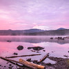 Sunrise Over Olallie Lake