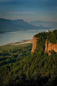 Columbia River Gorge in Oregon  Photo by Kyle Spradley | www.kspradleyphoto.com
