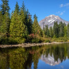 Mount Hood from Mirror Lake II