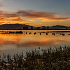 Tillamook Bay Sunrise Panorama